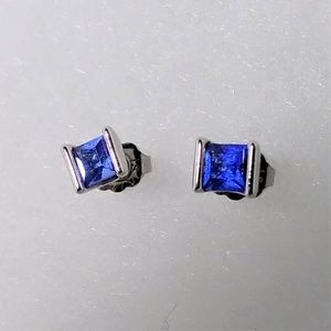 Lia Sophia blue Stud earrings